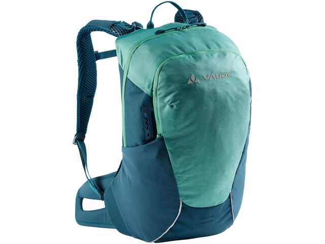 VAUDE Tremalzo 12 Backpack Women nickel green